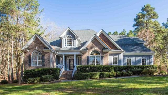 Photo 1 of 28 - 105 River Club Way, Youngsville, NC 27596