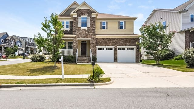 Photo 1 of 25 - 101 Carter Grove Ct, Morrisville, NC 27560