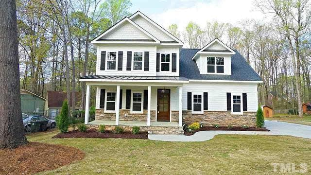 Photo 1 of 30 - 11137 Lakeshore Dr, Raleigh, NC 27613