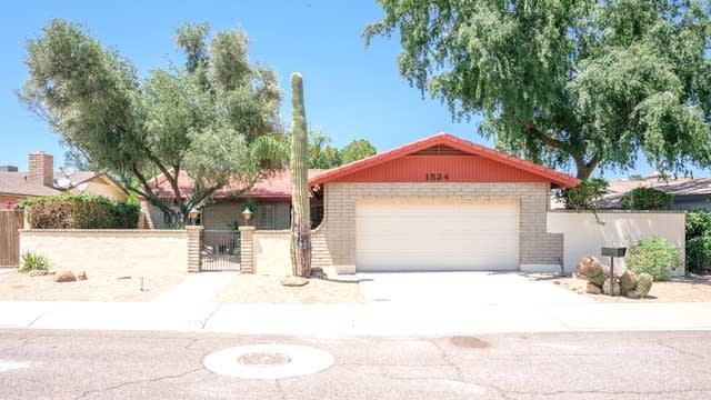 Photo 1 of 19 - 1524 W Glenn Dr, Phoenix, AZ 85021