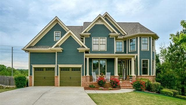 Photo 1 of 40 - 2888 Wild Rose St, Buford, GA 30519