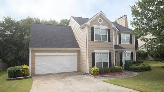 Photo 1 of 23 - 3831 Plantation Mill Dr, Buford, GA 30519