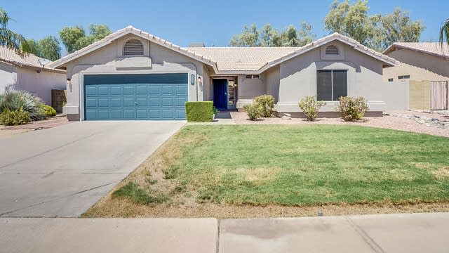 Photo 1 of 17 - 6554 E Fairbrook St, Mesa, AZ 85205