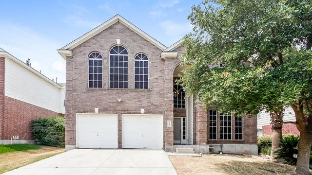 Photo 1 of 25 - 24615 Long Arrow, San Antonio, TX 78258