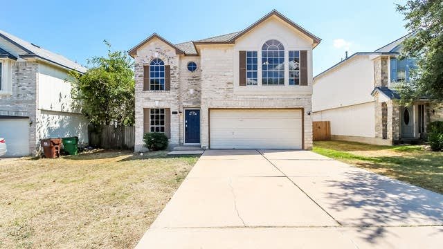 Photo 1 of 25 - 1309 Green Terrace Dr, Round Rock, TX 78664