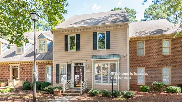Photo 1 of 16 - 6104 Parker Croft Ct, Raleigh, NC 27609