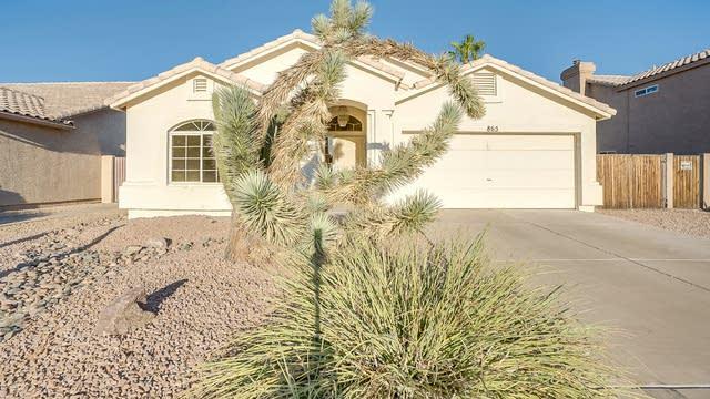 Photo 1 of 17 - 865 N Jackson St, Gilbert, AZ 85233