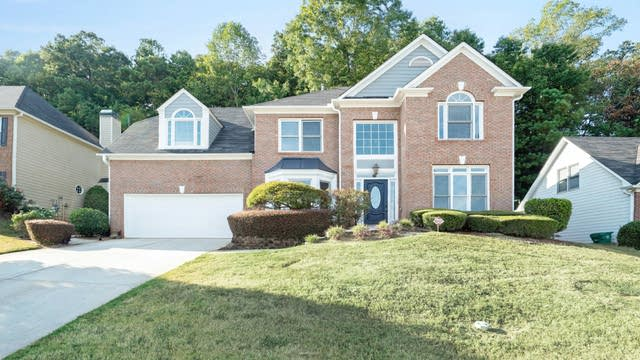 Photo 1 of 17 - 6758 Poplar Grove Way, Stone Mountain, GA 30087