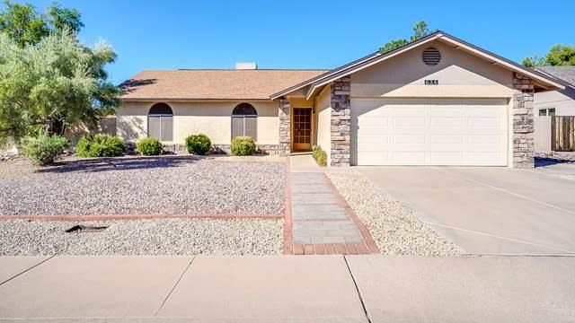 Photo 1 of 21 - 634 S Terripin, Mesa, AZ 85208