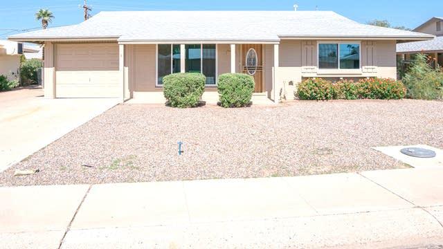 Photo 1 of 18 - 10020 W Desert Hills Dr, Sun City, AZ 85351