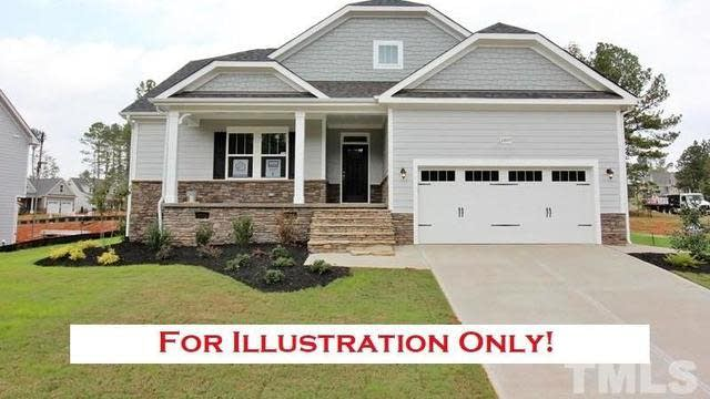 Photo 1 of 30 - 130 Falls Creek Dr, Youngsville, NC 27596