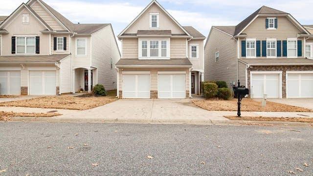 Photo 1 of 29 - 206 Arrowhead Ln, Canton, GA 30114