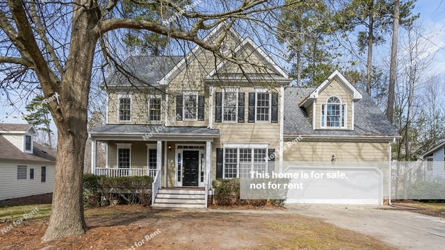 Photo 1 of 25 - 2316 Bristers Spring Way, Apex, NC 27523