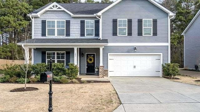 Photo 1 of 30 - 165 Ambergate Dr, Youngsville, NC 27596