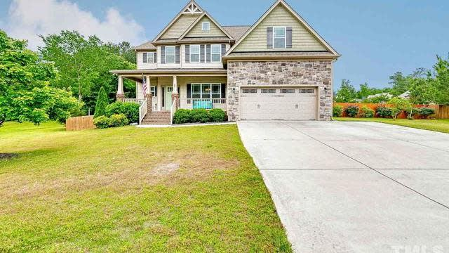 Photo 1 of 30 - 20 Walnut View Ct, Youngsville, NC 27596