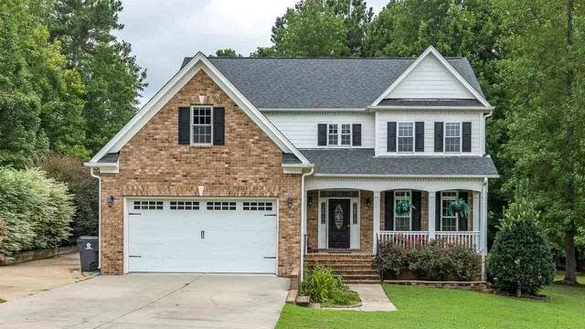 Photo 1 of 30 - 100 Red Rock Ridge Dr, Youngsville, NC 27596