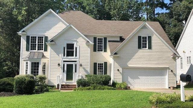Photo 1 of 24 - 5416 Stewartby Dr, Raleigh, NC 27613