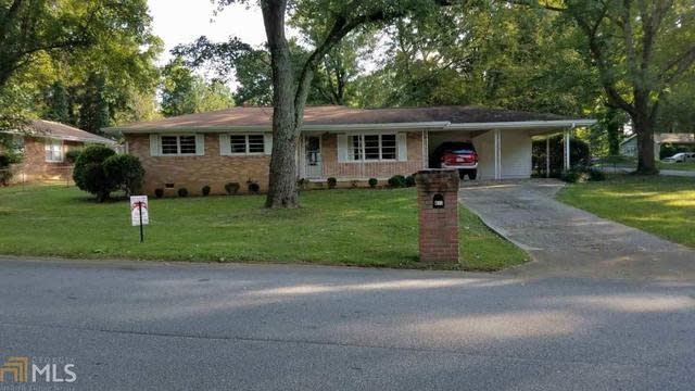 Photo 1 of 21 - 433 Parkwood Way, Jonesboro, GA 30236