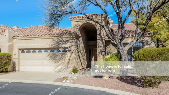 Photo 1 of 23 - 5978 N Golden Eagle Dr, Tucson, AZ 85750