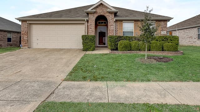 Photo 1 of 36 - 1307 Periwinkle Dr, Wylie, TX 75098