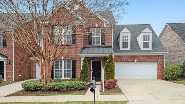 Photo 1 of 17 - 5232 Berkeley Estates Dr, Charlotte, NC 28277
