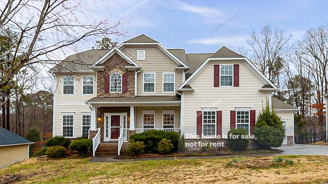 Photo 1 of 27 - 3639 Coach Lantern Ave, Wake Forest, NC 27587