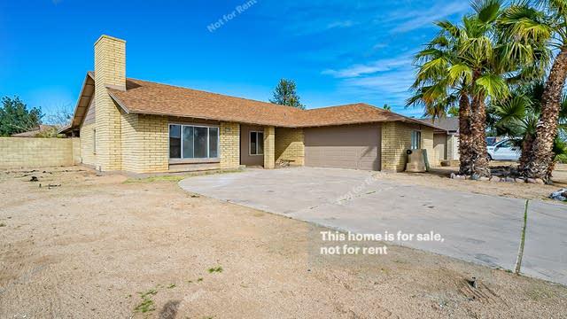 Photo 1 of 34 - 4568 W El Caminito Dr, Glendale, AZ 85302