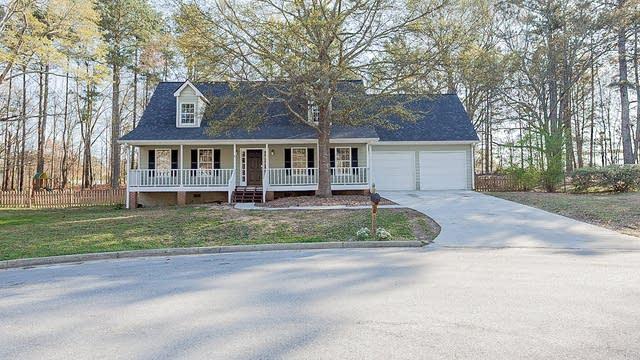 Photo 1 of 20 - 3093 Turkey Oak Trl, Loganville, GA 30052