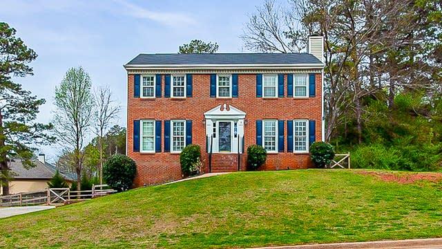 Photo 1 of 55 - 1381 Warrenton Hunt, Lawrenceville, GA 30043