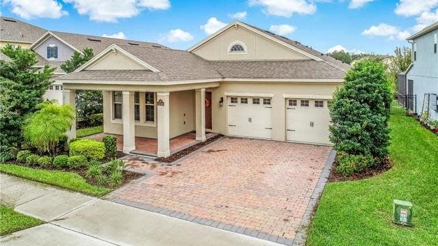 Photo 1 of 56 - 16136 Hampton Crossing Dr, Winter Garden, FL 34787