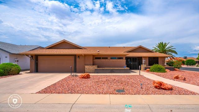 Photo 1 of 35 - 13902 W Springdale Dr, Sun City West, AZ 85375