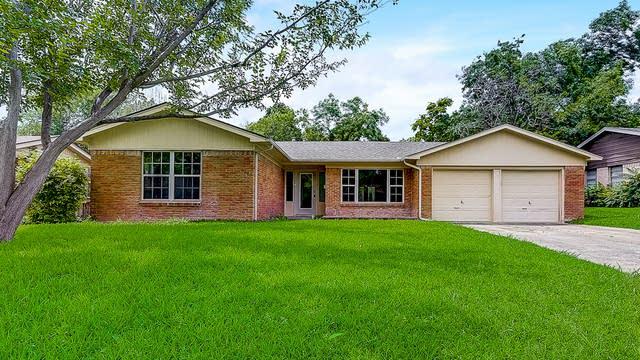 Photo 1 of 39 - 13311 Meandering Way, Dallas, TX 75240