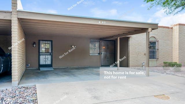Photo 1 of 25 - 8163 E Estes Ln, Tucson, AZ 85710