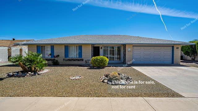 Photo 1 of 23 - 10501 W Gulf Hills Dr, Sun City, AZ 85351