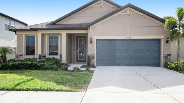 Photo 1 of 15 - 5013 Wabash Pl, Riverview, FL 33578