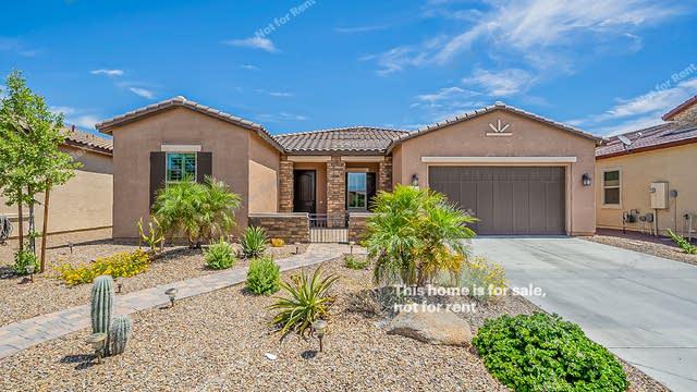 Photo 1 of 33 - 41662 W Harvest Moon Dr, Maricopa, AZ 85138