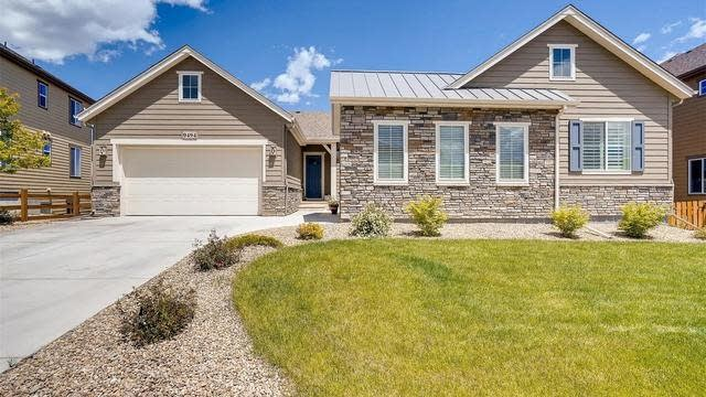 Photo 1 of 34 - 9494 Flattop St, Arvada, CO 80007