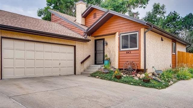 Photo 1 of 28 - 643 Brentwood St, Lakewood, CO 80214