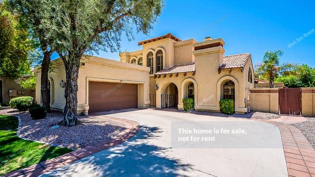 Photo 1 of 27 - 8731 E Quarterhorse Trl, Scottsdale, AZ 85258