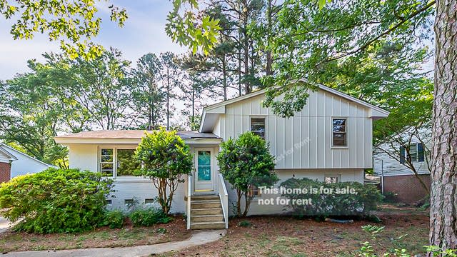Photo 1 of 23 - 3512 Huntleigh Dr, Raleigh, NC 27604