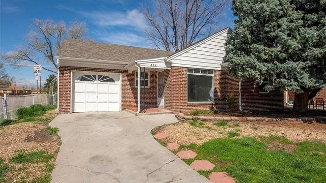 Photo 1 of 27 - 885 S Clay St, Denver, CO 80219