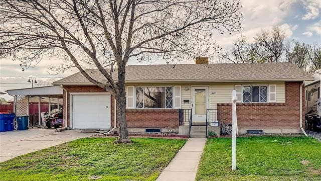 Photo 1 of 27 - 6387 Brooks Dr, Arvada, CO 80004