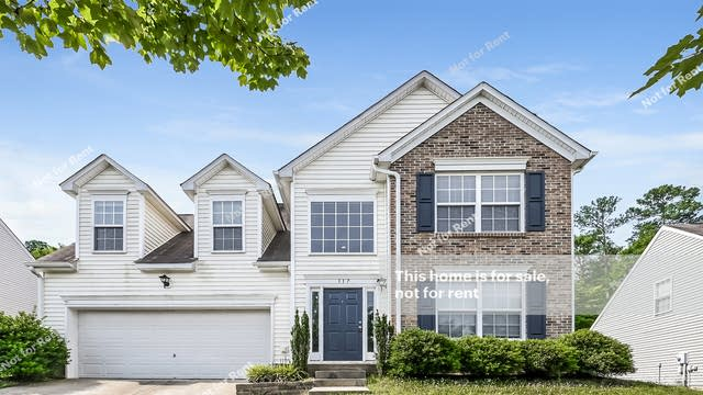 Photo 1 of 27 - 117 Talley Ridge Dr, Holly Springs, NC 27540