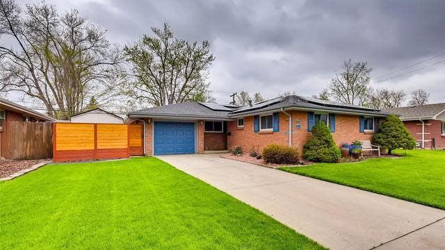 Photo 1 of 34 - 5997 Flower St, Arvada, CO 80004