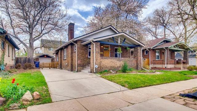Photo 1 of 40 - 3269 Julian St, Denver, CO 80211