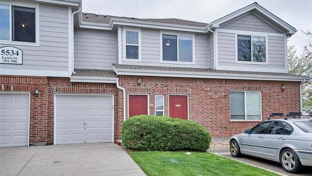 Photo 1 of 19 - 5534 Lewis St #201, Arvada, CO 80002