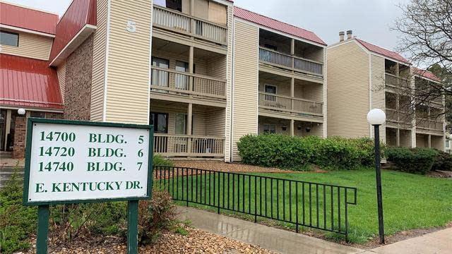 Photo 1 of 11 - 14700 E Kentucky Dr #514, Aurora, CO 80012