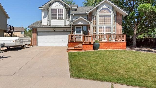 Photo 1 of 31 - 883 E 132nd Dr, Thornton, CO 80241