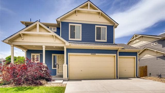 Photo 1 of 33 - 10429 Worchester Dr, Commerce City, CO 80022