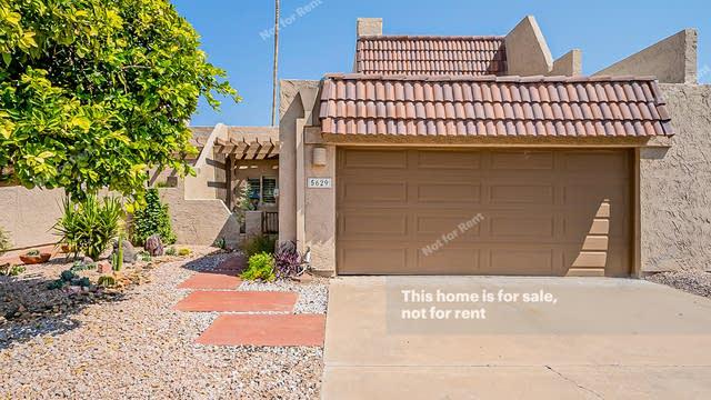 Photo 1 of 25 - 5629 N 78th Way, Scottsdale, AZ 85250